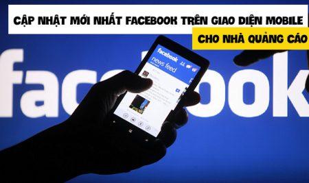 Cập nhật mới nhất của Facebook Newfeed Mobile